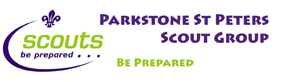 Parkstone St Peters Scout Group Logo